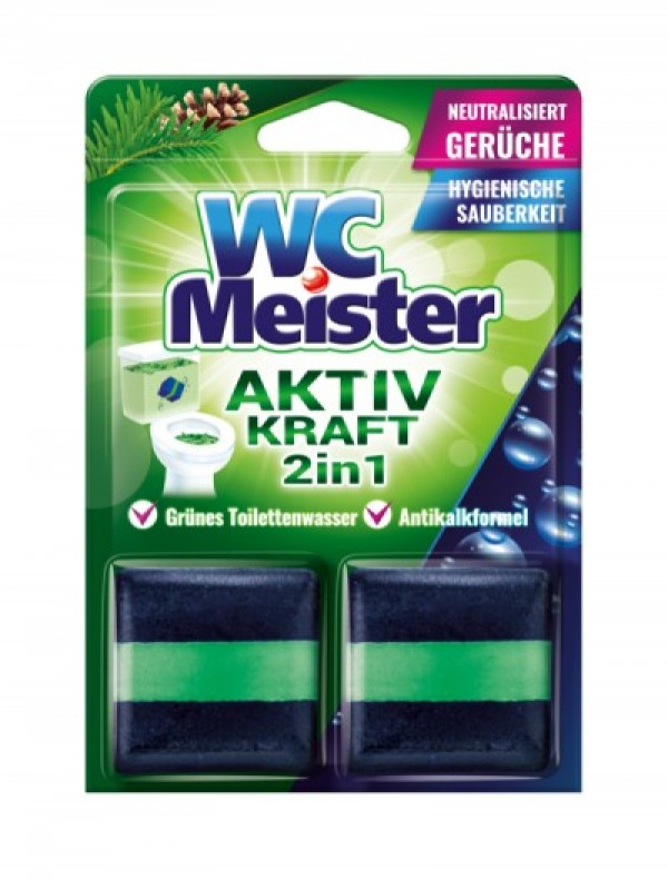 WC Meister - Cistern Forest